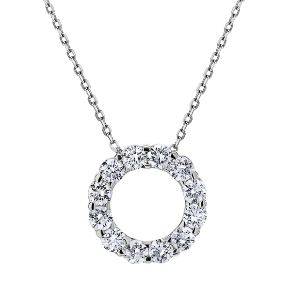 Diamond Pendant by Morrison Smith Signature Collection