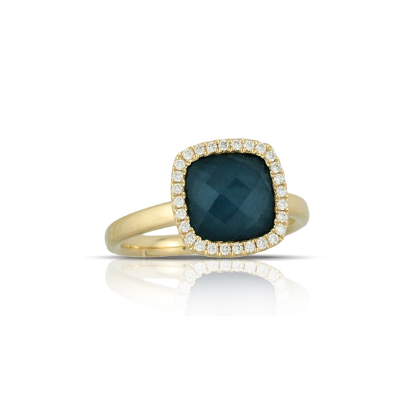 Colored Stone Fashion Ring by Dove