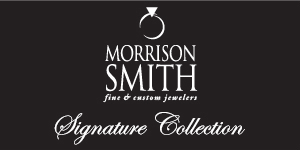 Morrison Smith Signature Collection - Beautiful core diamond essentials, including die-struck bands, pendants, earrings and bracelets. Our products are available i...