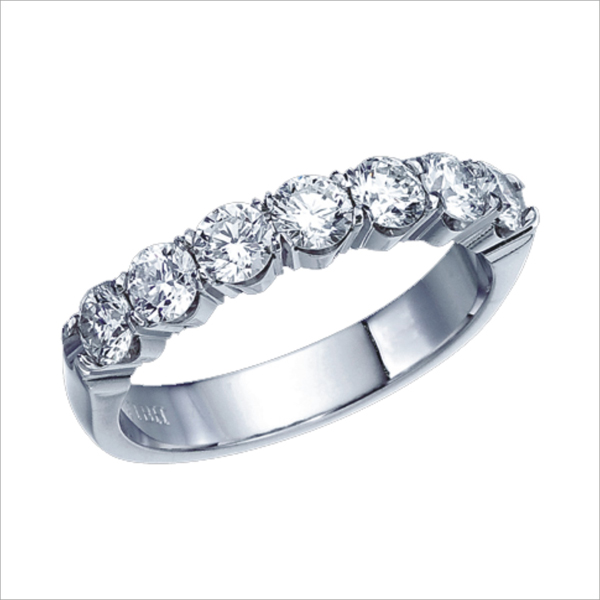 Wedding Band by Morrison Smith Signature Collection