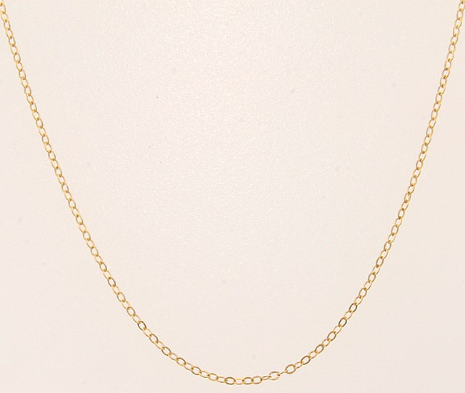 Gold Chain by The Princesse Pearl Collection