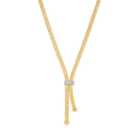 Gold Necklace by Royal Chain