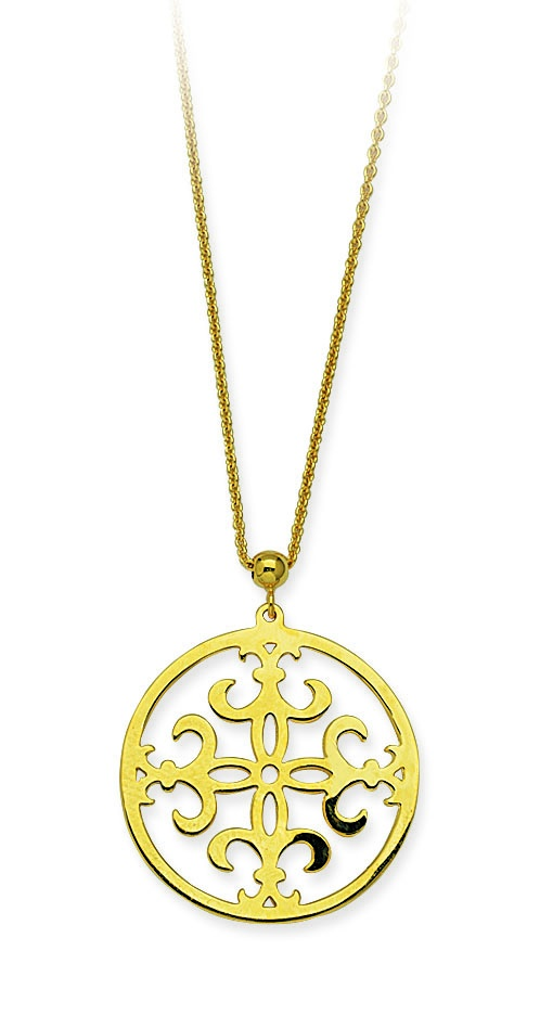 Gold Pendant/Charm by Midas