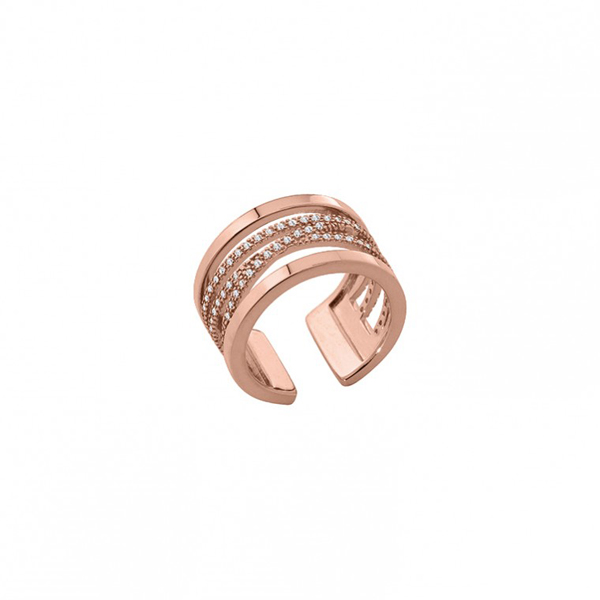 Sterling/Gold Ring by Les Georgettes by Altesse
